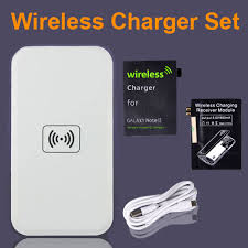 Wireless power charging pad Image