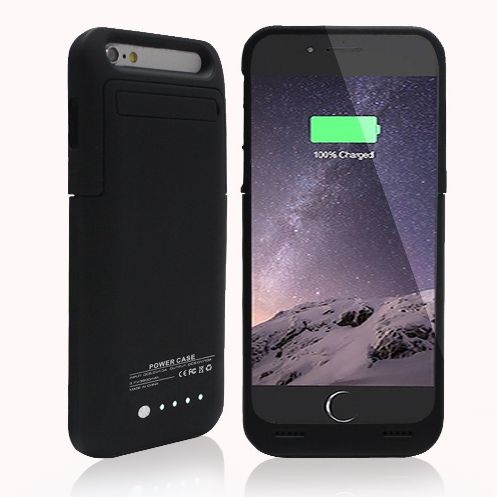 iPhone 6 6Plus battery charger case Image