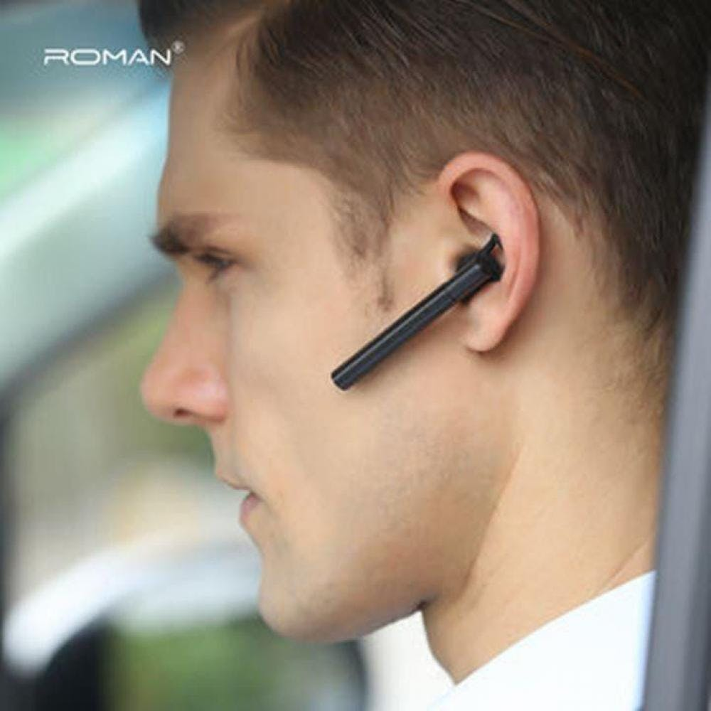 Noise cancelling Bluetooth earphone Image